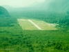 Landing at the Mulu National Park