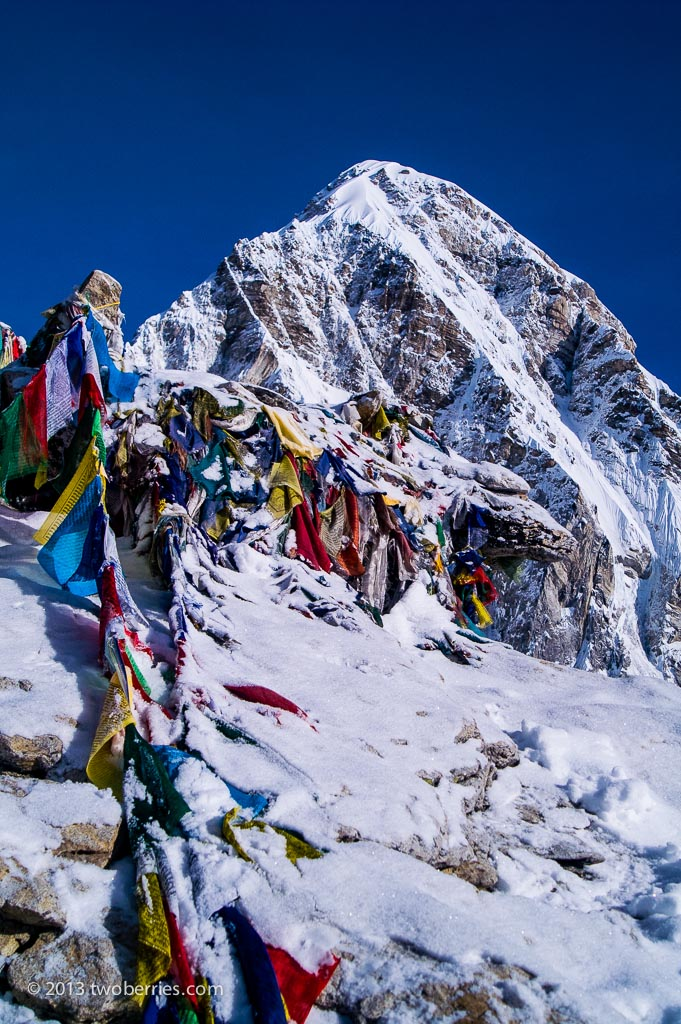 Summit of Kala Pattar