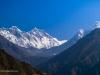 Nuptse - Lhotse ridge