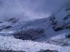 Khumbu Glacier and icefall
