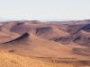 Tajine shaped hills