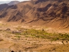 Approaching a large Berber village