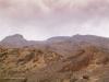 Jebel Aklim is the peak on the left