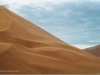 Desert dunes in the Namib