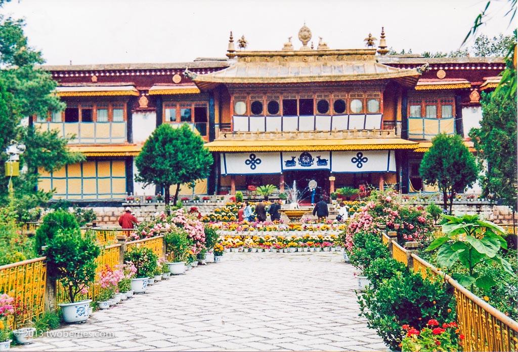 Norbulinka, The Dalai Lama's Summer Palace