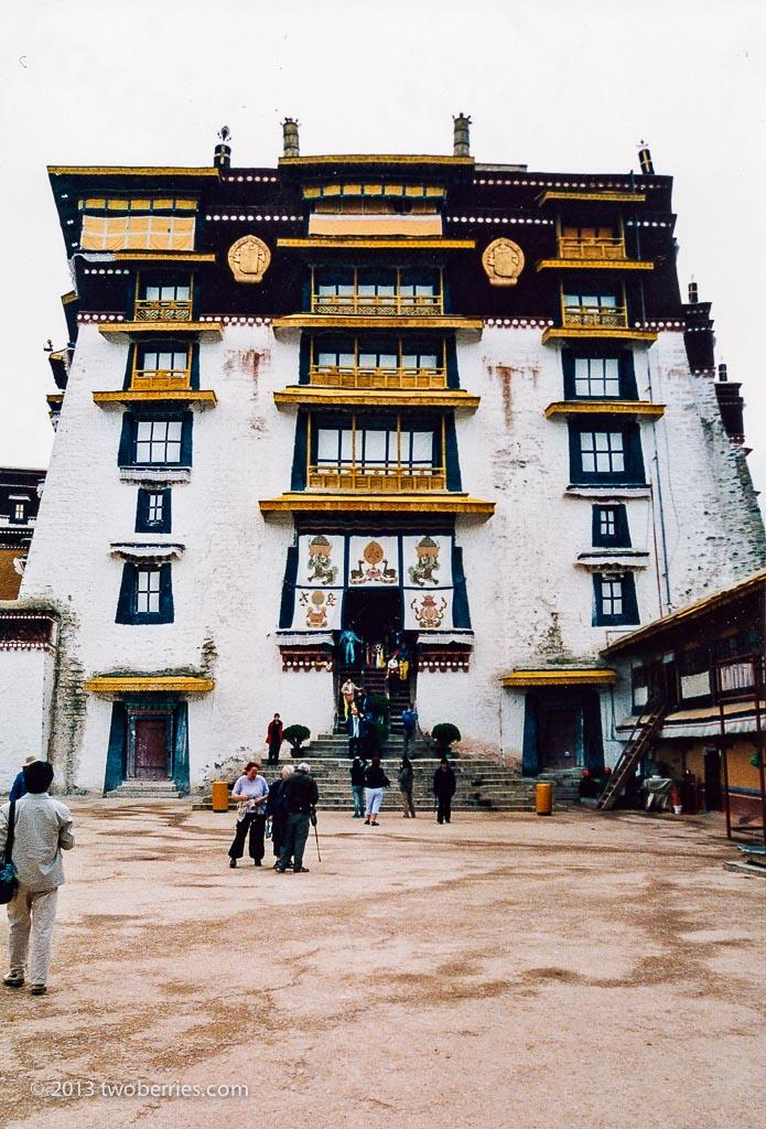 Inside the Potala Palace