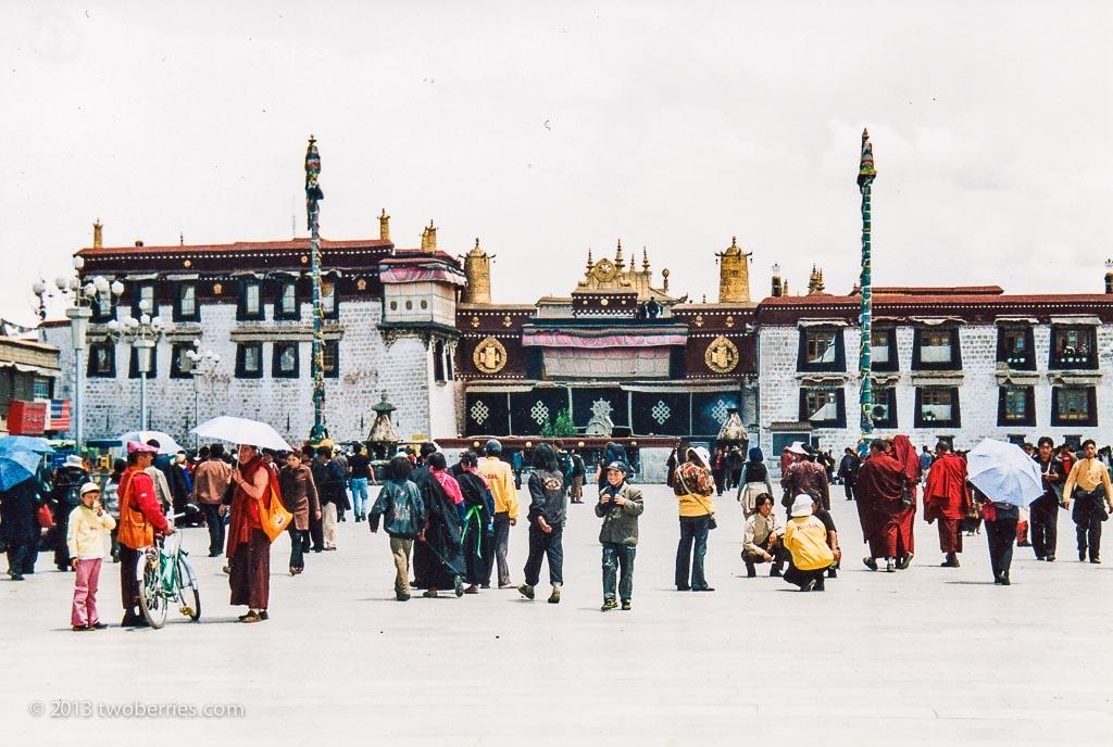 Barkor Square and the Jokang Temple