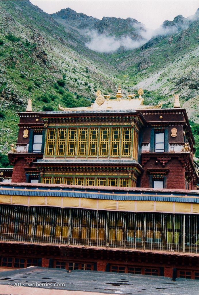 Temple at Tsurpu