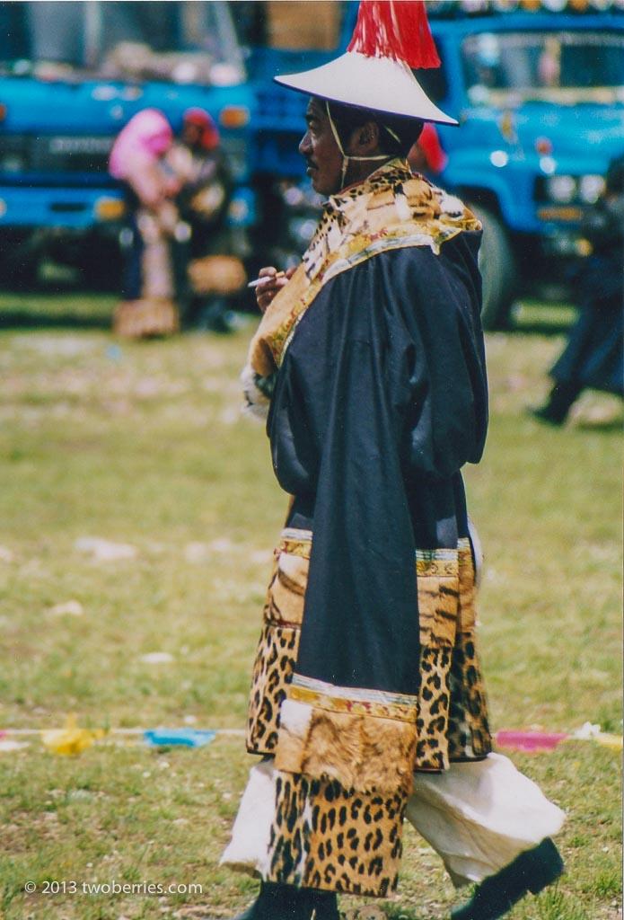 Traditional dress, Damzhung