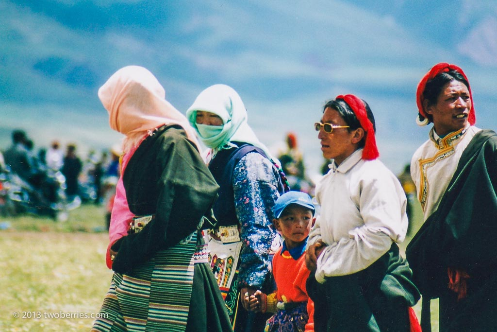 Tibetan family, Damzhung