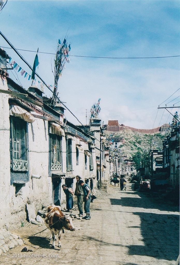 Gyantse