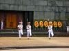Honour guard at the tomb of Ho Chi Minh, Hanoi