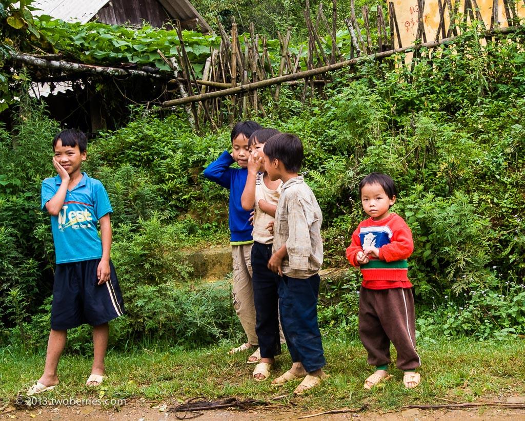 Children, Northern Vietnam