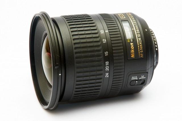 Nikon 10-24mm DX